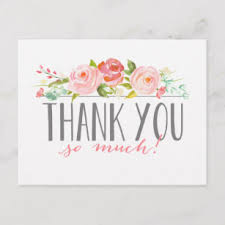 Thank You Cards Baby Shower Baby Shower Thank You Cards Zazzle
