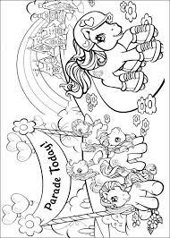 My Little Pony Kleurplaat Jouwkleurplaten