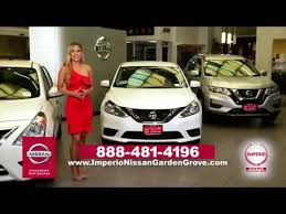 garden grove nissan. Imperio Nissan Of Garden Grove - OCT 2017 15 Sec