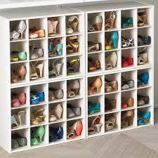 the container 12 pair shoe organizer