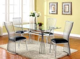 small glass dining table set amazing rectangular glass dining table set small dining table set innovative