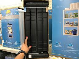 1 plano 4 tier heavy duty plastic shelves reg 34 32 14 97 free in pickup or free on purchases of 35 00 or more