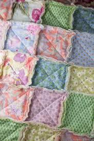 How to make a rag quilt (easy beginner's guide) | Rag quilt ... & Rustic Rag Quilt Tutorial Adamdwight.com