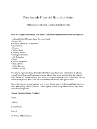 hardship sample letter hardship letter samples fill online printable fillable