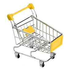 office trolley cart. 1Pcs Mini Supermarket Shopping Trolley Phone Holder Office Desk Storage Cart  Toy Handcart Eco-Friendly Office Trolley Cart