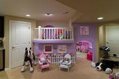 cool basement ideas for kids. Simple Cool This Is The Coolest Playroom I Love Extra Wall They Added So Kids  Could Have Little Door And Windows It Would Be Easy To Tu2026 On Cool Basement Ideas For Kids