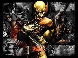 Wolverine yellow