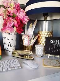 office decor for women. Lovely-desk-decor Office Decor For Women