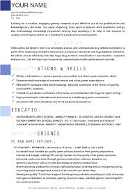Tester Resumes Qa Tester Resume With 5 Years Experience Sample Samples Game Video