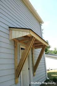 door awning diy fiberglass front door canopy glass door canopy awning awning over sliding glass door door awning diy