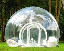 4Transparent Bubble Tent