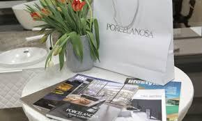 Открылся салон <b>Porcelanosa</b> Grupo