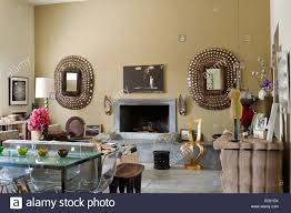 Mexican Living Room Furniture Mexican Living Room Interior Stock Photos Mexican Living Room