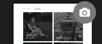 Photography Website Templates Unique 28 Best HTML Photography Website Templates 28