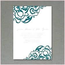 Custom Wedding Invite Wording Create Your Own Invitations Free A