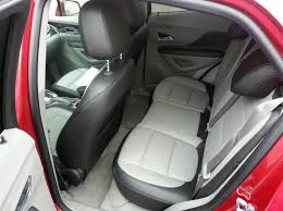 buick encore interior rear. 2015 buick encore interior rear