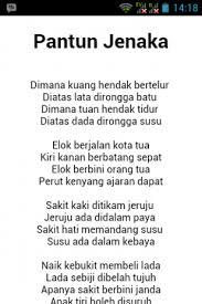 Pantun Pendidikan Melayu