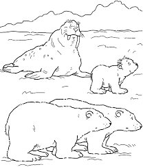 Small Picture Coloring pictures of Bear