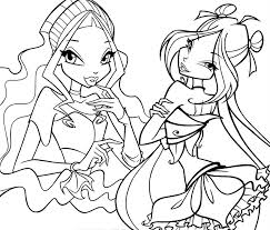 Coloring Pages Winx Club printable winx club coloring pages coloring me on coloring pages winx