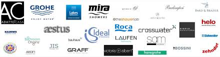 Brands - Inspiration, Style and Quality. Suppliers of bathroom ...