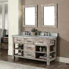 double sink bathroom vanities and cabinets 48 rigel large double sink modern bathroom vanity cabinet