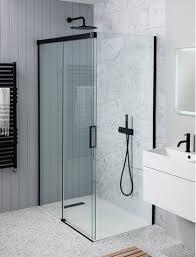 mpro single slider shower door