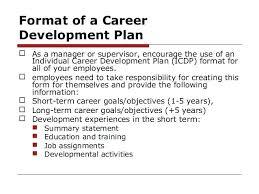Individual Development Plan Template Word Google Search