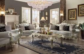Traditional Sofa Sets Living Room Homey Design Hd 13006 Slc 3 Pcs Traditional Sofa Set