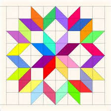 carpenter's star quilt pattern | Large Star Quilts | Pinterest ... & carpenter's star quilt pattern Adamdwight.com