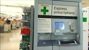 Drug Dispensing Vending Machine Beauteous Vending Machines For Prescription Drugs On Trial BBC News
