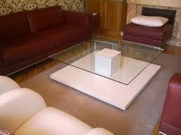 image of ikea hemnes coffee table