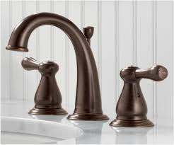 image of oil rubbed bronze kitchen faucets