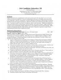 Resume Writing Template Sample Letter Of Examples Letters For Law