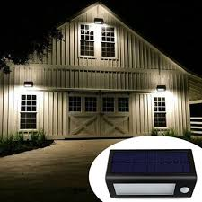 Amazoncom  VicTsing 20 LED Solar Motion Sensor Lights Super Solar Powered Outdoor Security Light Motion Detection