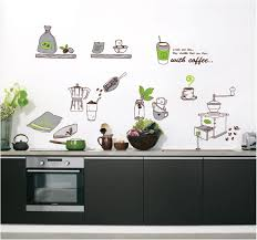 Kitchen Art Wall Decor Compare Prices On Kitchen Wallpaper Designs Online Shopping Buy