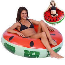 pool round raft. Modren Raft Inflatable Watermelon Float Raft Swimming Pool Beach Fun Sport Toys Swim  Ring UK Intended Round O