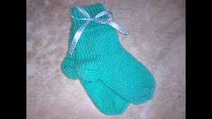 Как связать носкина 5 спицах