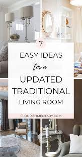 @keto_lo_family via instagram black and white decor also conveys a contemporary family room design. 7 New Traditional Living Room Decor Ideas For An Elegant Home 2021