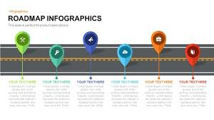 Infographics For Powerpoint Roadmap Infographics Powerpoint Template And Keynote Slide