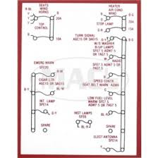 ford ford thunderbird kick panel decal schematic for fuse box ford thunderbird kick panel decal schematic for fuse box 1966