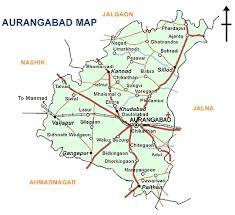 map aurangabad transport service company