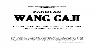 Contoh surat penawaran untuk berbagai keperluan. Sample Panduan Wang Gaji Download Pdf