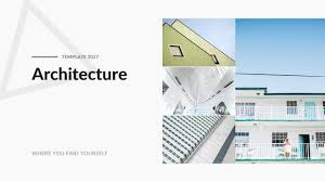 Architectural Powerpoint Template Architecture And Interior Design Powerpoint Template