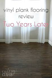 my vinyl plank floor review two years later cutesy crafts luxury vinyl plank reviews