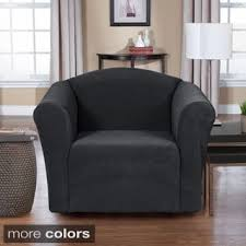 black polyester chair covers slipcovers the best deals for oct 2018 overstock