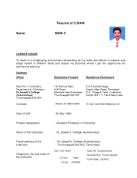Career Vision For Resume. Career Vision For Resume Project ...