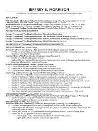 Scribd Resume Zoo Curriculum
