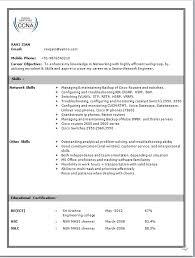 Resume Formats For Engineers 87 Images Jobresumeweb