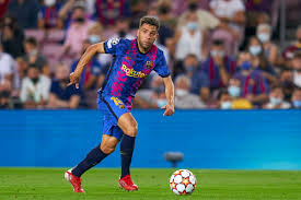 Barcelona Confirmed Jordi Alba Suffered A Hamstring Injury During Champions  League Defeat To Bayern Munich