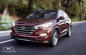 new car release 2016 ukIndia Awaits Tucson Hyundai Flaunt SUVs in New TVC  Business